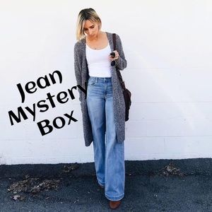 Denim Jean Mystery Box Reseller Box Up To 5lbs